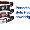 Princeton Tec Byte Headlamp now 50 lumens