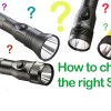 How to choose the right Streamlight Stinger LED flashlight