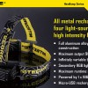 New Nitecore HC90 Headlamp Announcement