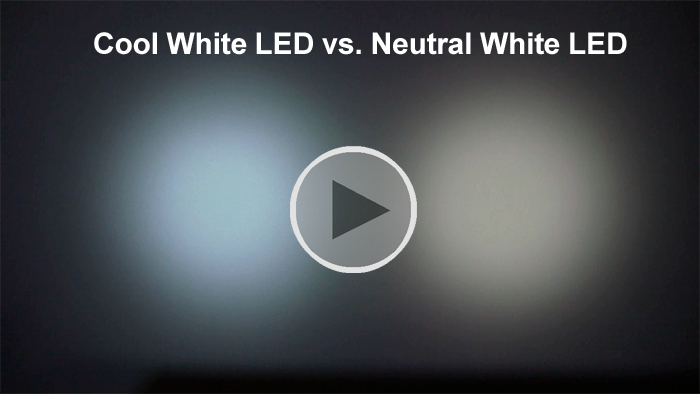LED Color Temperature | Video