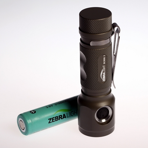 ZebraLight SC600 Mk II 900 Lumen Flashlight | Review