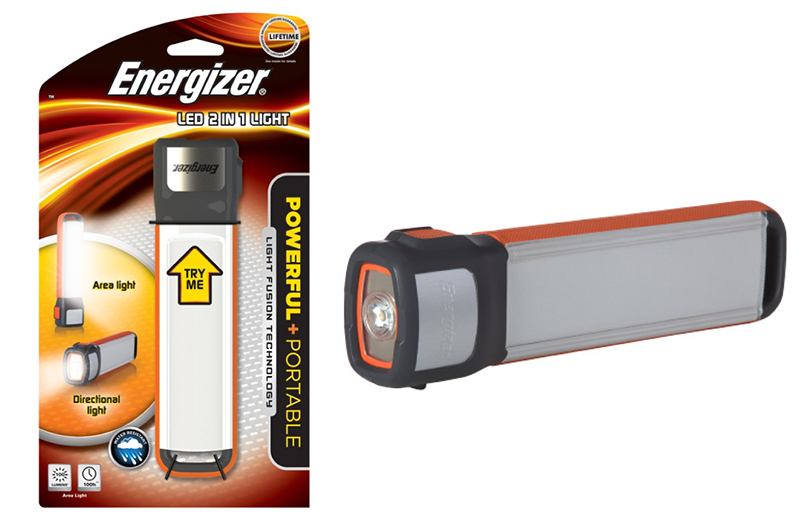 Energizer Light Fusion 2-in-1 LED Flashlight