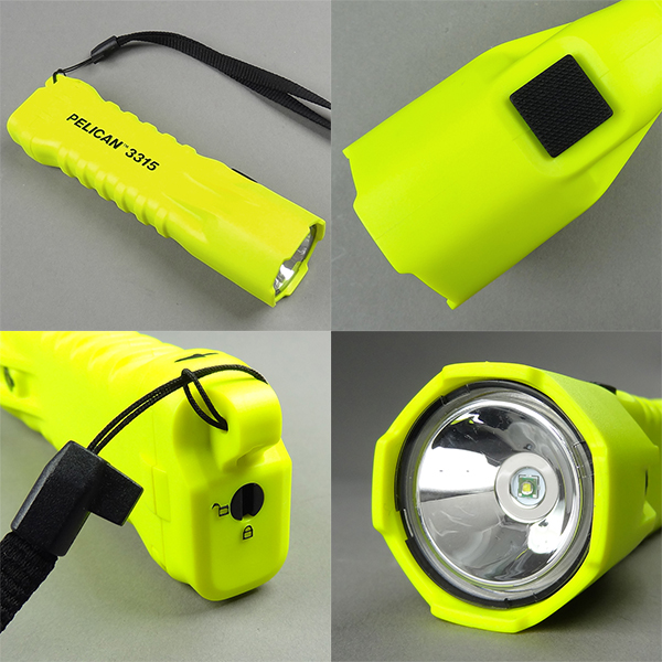 New Pelican 3315 Safety Approved Flashlight Review